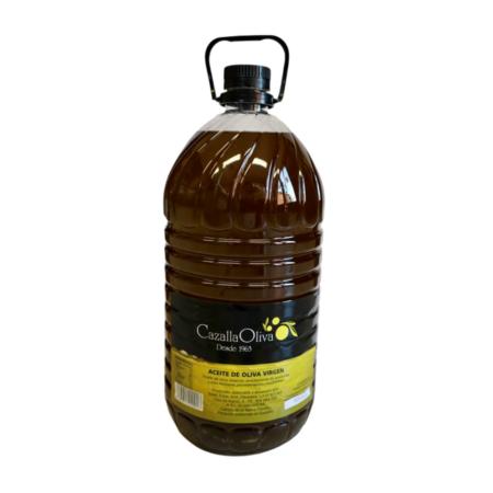 aceite 5 litros cazallaoliva