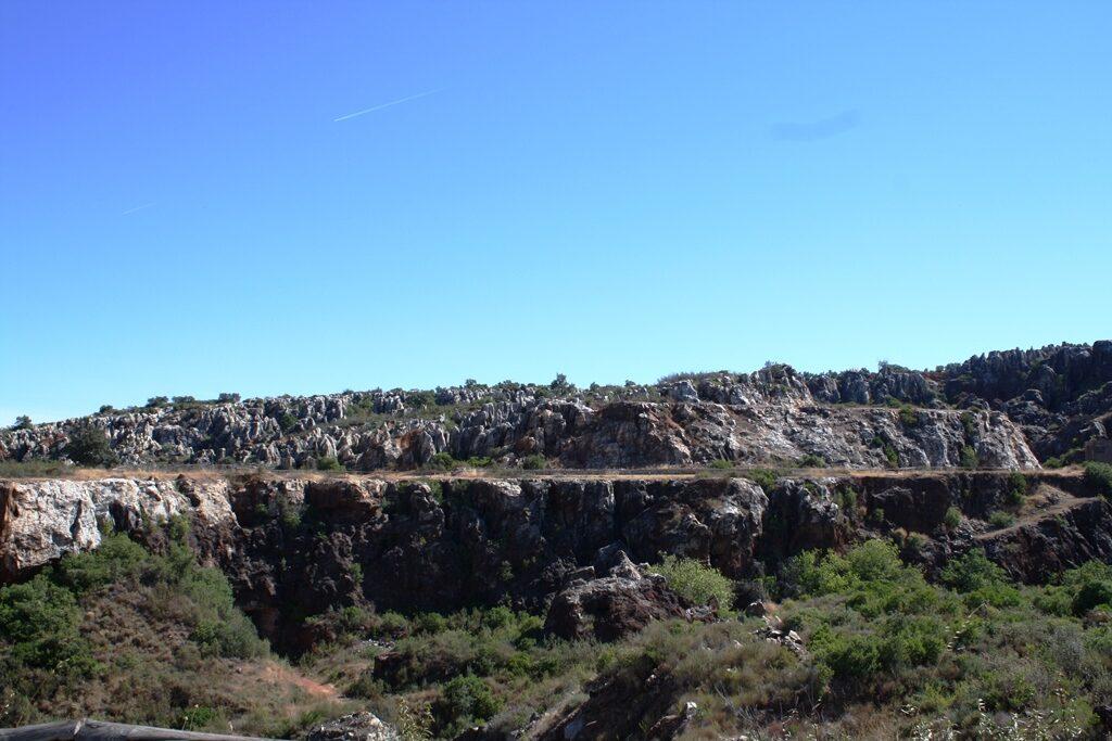 cerro del hierro corsevilla