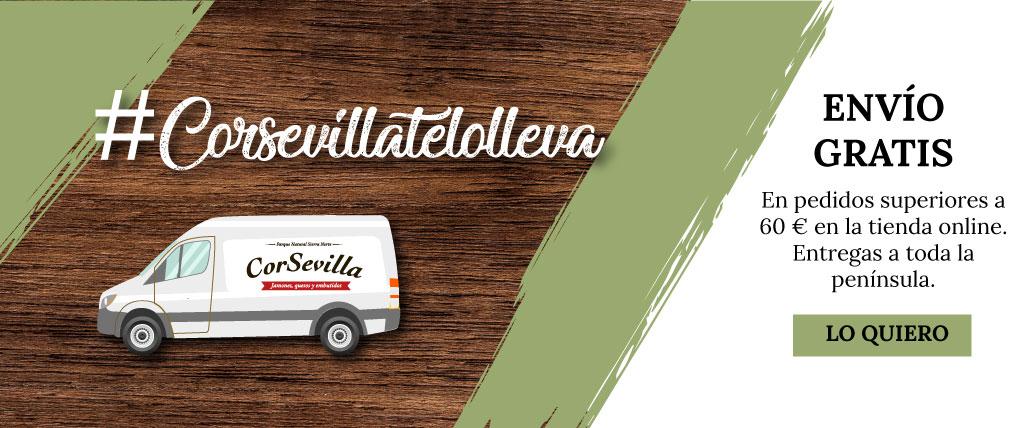 ENVIOS GRATIS CORSEVILLA