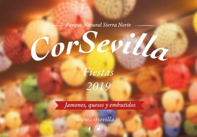fiestas 2019 sierra norte sevilla