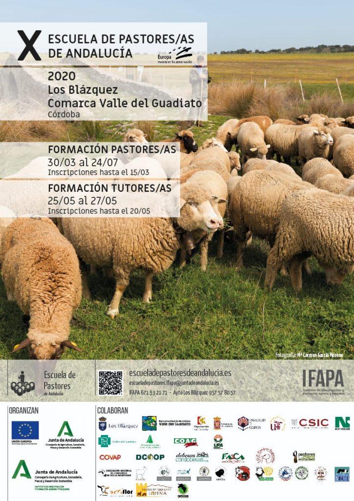 escuela pastores andalucia