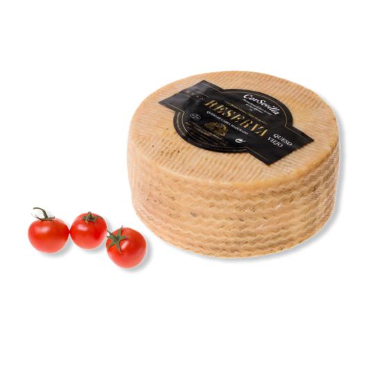 queso gran reserva corsevilla