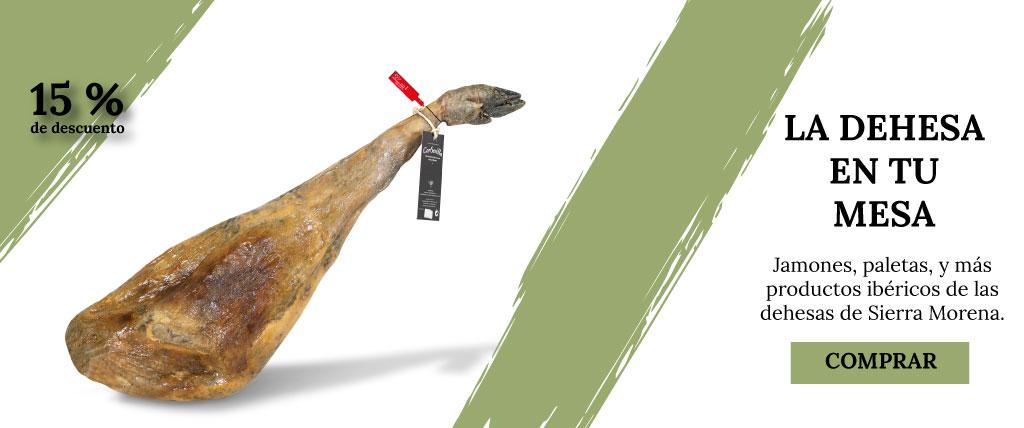 jamón ibérico bellota corsevilla