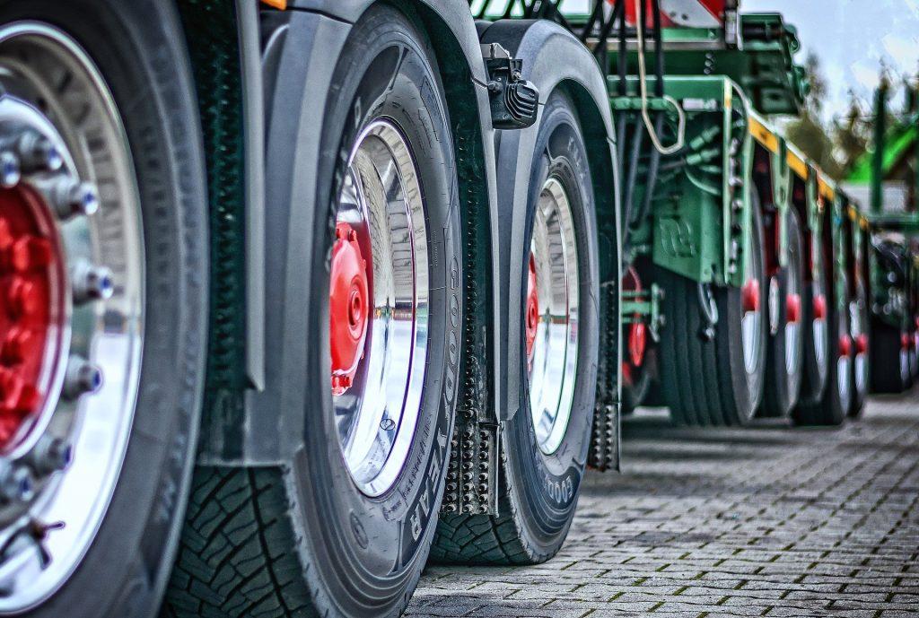 camiones - movilizacion - campo